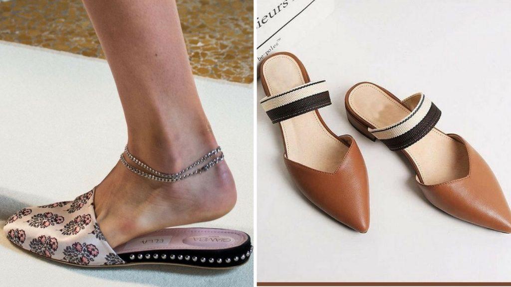 mules scarpe estive scarpe per piedi grandi