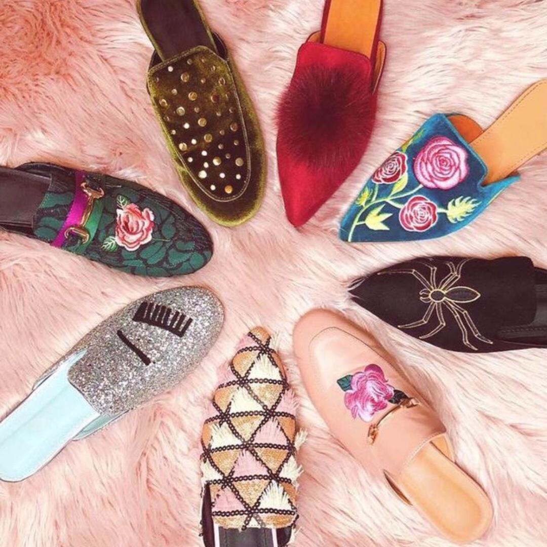 mules scarpe estive ciabatte sandali